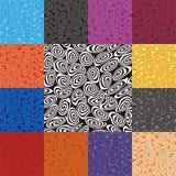 спирали предпосылки ретро Стоковые Изображения RF