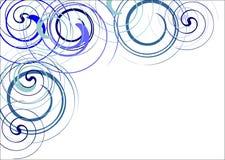 спирали Стоковая Фотография RF