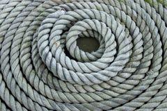 спиральная веревочка стоковые изображения rf
