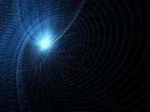 Спиральная предпосылка - изображение конспекта цифров произведенное бесплатная иллюстрация