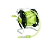 спиральный брызг сопла шланга Стоковое фото RF