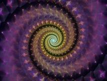 Спиральный вортекс Стоковые Фотографии RF