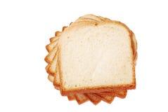 Спиральн башня toasted хлеба стоковое изображение rf