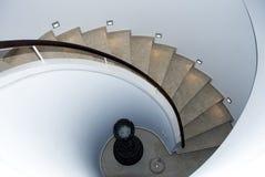 спиральн лестницы Стоковое Изображение