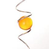 спираль кристалла шарика Стоковые Фотографии RF