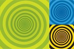 спираль предпосылки иллюстрация вектора