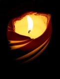 спираль свечки Стоковые Изображения RF