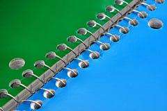 спираль тетрадей Стоковые Фотографии RF