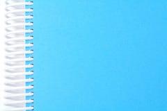 спираль тетради Стоковые Фото