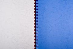 спираль тетради стоковые фотографии rf