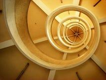 спираль Стоковая Фотография RF