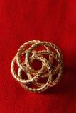 спираль brooch форменная Стоковые Изображения