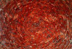 Спиральные кирпичи Стоковые Изображения