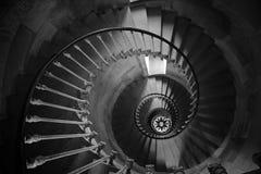 Спиральный взгляд Стоковые Фото