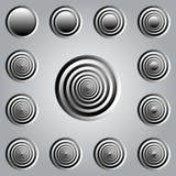 Спиральный водоворот Стоковые Фотографии RF