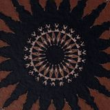 Спиральный традиционный дизайн стоковое фото rf