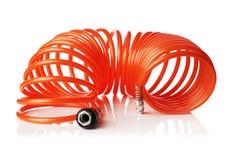 Спиральный шланг для подачи воздуха стоковые фотографии rf