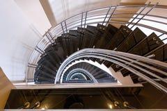спиральн лестницы Стоковая Фотография