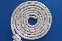 Спираль веревочки круглая Стоковое Изображение RF