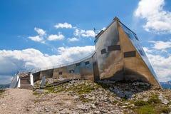 Спираль всемирного наследия, Dachstein-Krippenstein стоковые фотографии rf