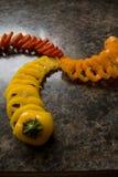 Спираль перцев Стоковое фото RF