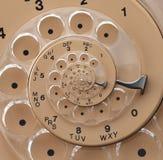 Спираль роторной шкалы Droste Стоковое Фото