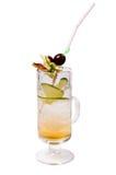 спиртной коктеил стоковая фотография
