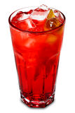 спиртной коктеил стоковое изображение