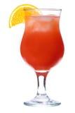 спиртной красный цвет коктеила Стоковые Фотографии RF