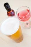 спиртные пить Стоковое фото RF