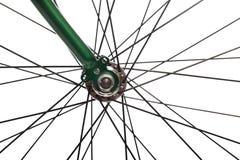 Спицы велосипеда Стоковое Изображение RF