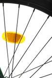 Спицы велосипеда стоковое фото rf