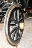Спицы и колесо Стоковая Фотография