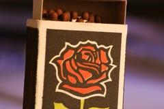 спичка коробок Стоковое Фото