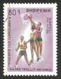 Спичка чемпионата баскетбола в Италии стоковое фото rf