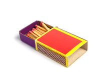 спички коробки Стоковые Фотографии RF