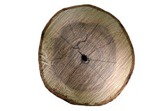 Спиленная деревянная текстура Стоковое фото RF