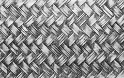 сплетенная древесина предпосылки Стоковая Фотография RF