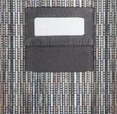 сплетенная текстура корзины Стоковые Изображения RF