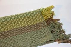 Сплетенное одеяло Стоковые Изображения