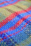 Сплетенное одеяло Стоковые Фотографии RF