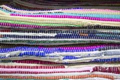 Сплетенные ковры Стоковая Фотография RF