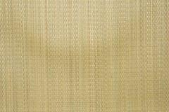 сплетенный бамбук предпосылки Стоковая Фотография