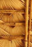 сплетенный покрыванный соломой толь стоковые изображения rf