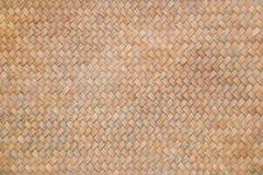 Сплетя подносы корзины ротанга Стоковые Фотографии RF