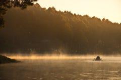 сплоток озера Стоковые Изображения