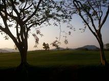 Спойте парк, Chiang Rai, Таиланд Стоковое Изображение RF