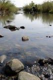 спокойная вода 01 стоковые фотографии rf