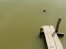 Спокойная пристань Стоковые Изображения RF