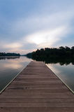Спокойная пристань Стоковая Фотография RF